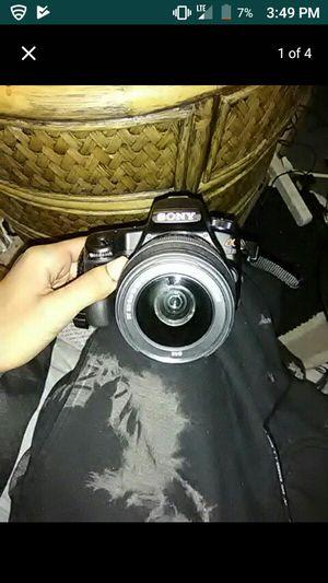 Sony A37 Camera for Sale in Richmond, VA