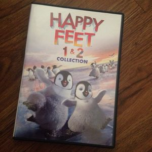Happy Feet 1 and 2 for Sale in Tampa, FL