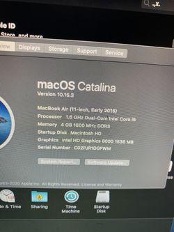 MacBook Air 11 Inch Thumbnail