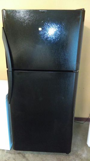 Black T/B Refrigerator, Works Great.Comes With30 Day Full Warranty,and 6 Months Parts. for sale  Tulsa, OK
