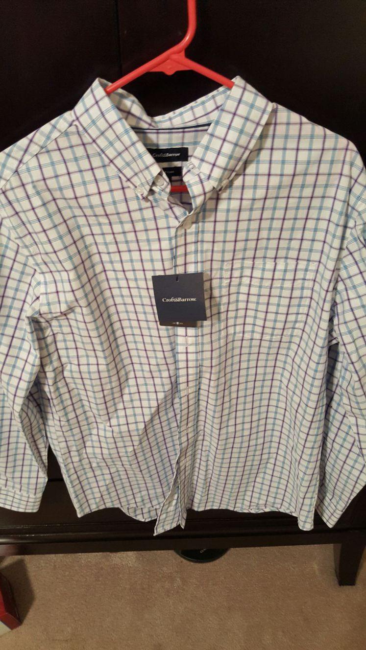 Medium long sleeve shirt