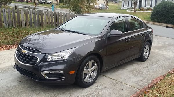 Take OVER PAYMENTS 2015 Chevy Cruze for Sale in Winston-Salem, NC - OfferUp