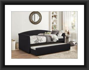 Daybed with 2 mattress and free shipping for Sale in Temple Hills, MD