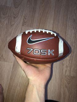 Youth sized kid football Thumbnail