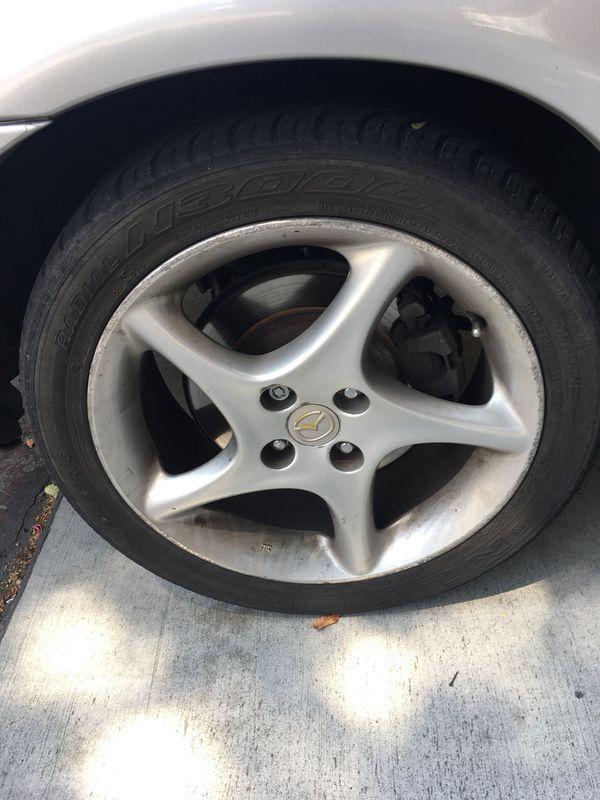 Mazda Miata wheels for Sale in San Jose, CA - OfferUp