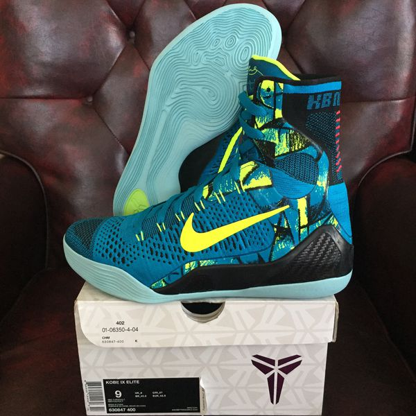 """564f9eedd657 Kobe IX Elite """"Perspective"""" size 9 DS new for Sale in Oakland"""