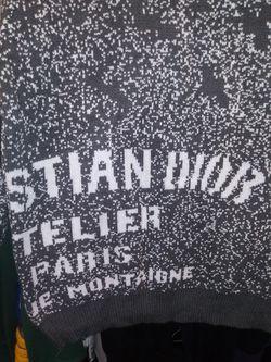 Christian Dior Sweater Size Medium Thumbnail