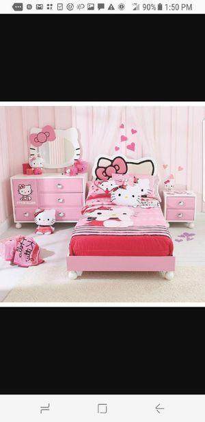 Hello Kitty Bedroom Set For Sale In Danvers MA