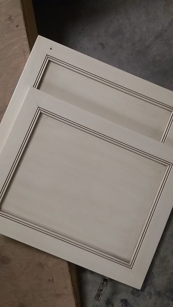 4 cabinet doors matching free! Hardware really nice! for ...