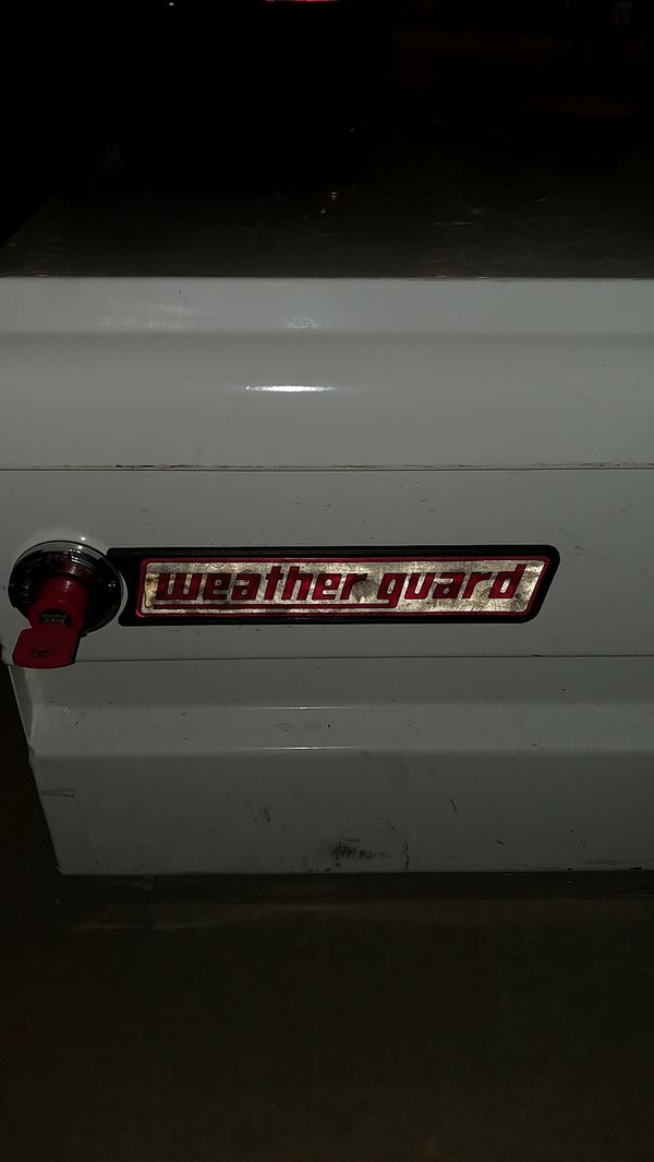 Weatherguard Tool Box For Sale In Goodyear Az Offerup