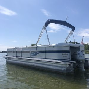 New And Used Pontoon Boat For Sale In Detroit Mi Offerup