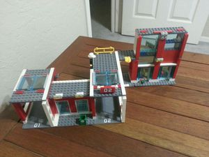 Lego Fire Station for Sale in Phoenix, AZ