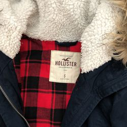 Hollister Coat Thumbnail