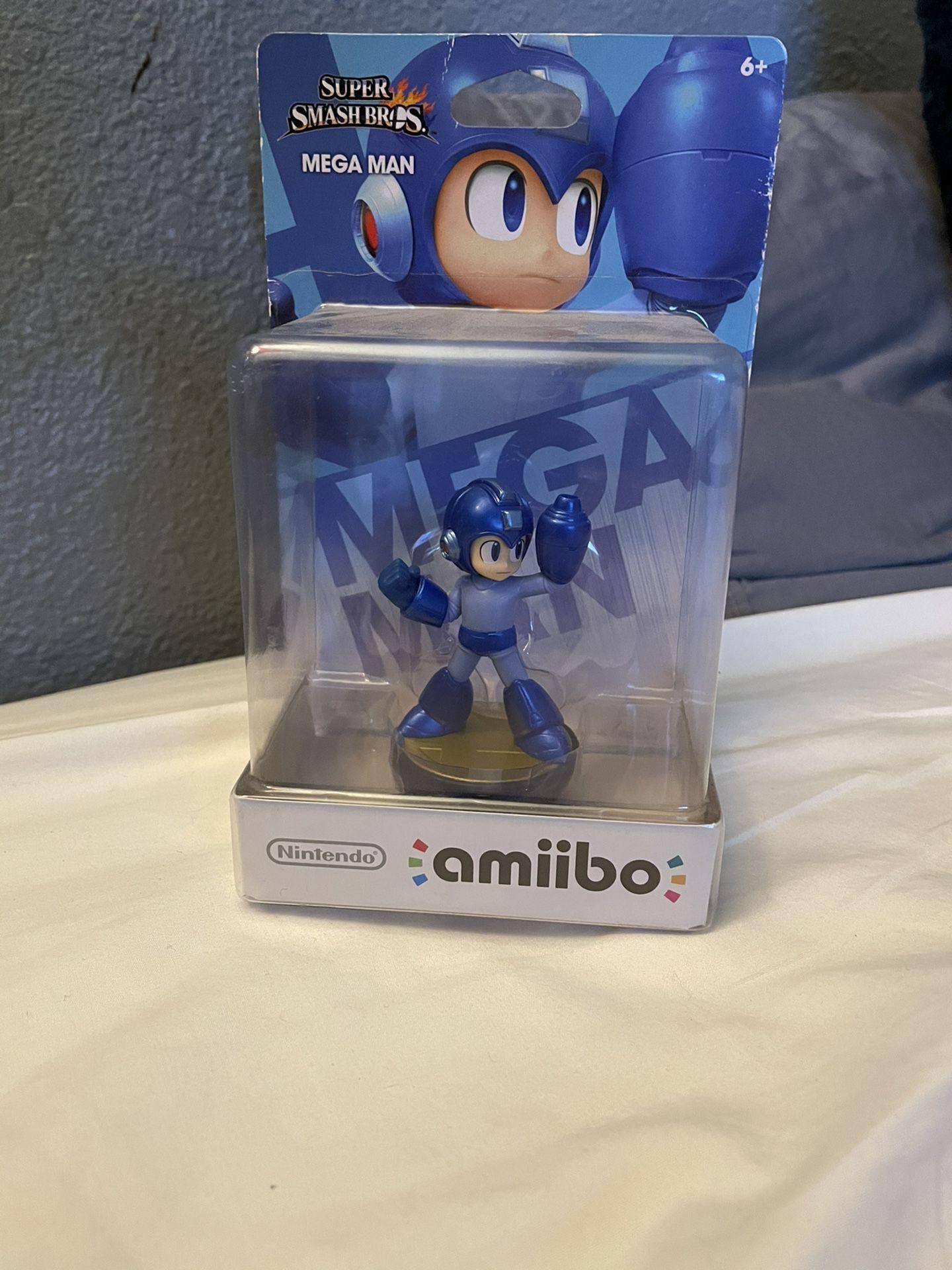 Mega Man Amiibo Brand New