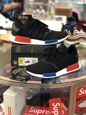 NMD R1 PK OG size 13 for Sale in Silver Spring, MD