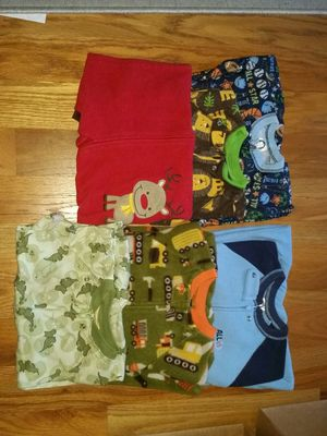 12-18 months boys footed pijamas for Sale in Chicago, IL
