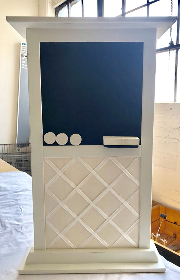 Pottery Barn Message Center For Sale In Los Angeles Ca