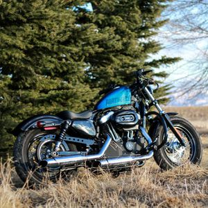 Photo 2015 Harley-Davidson Sportster Forty Eight