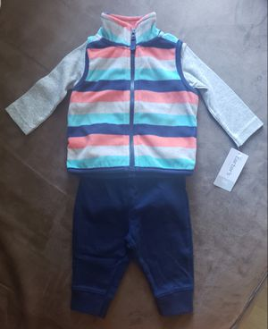 b07746656 Carter's Baby Boy's Three Piece Outfit for Sale in North Miami, FL