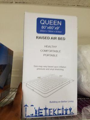 etekcity queen air mattress for Sale in Atlanta, GA