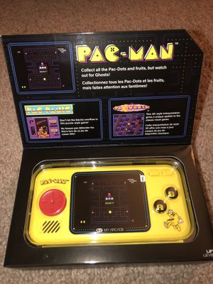 PAC man pocket player for Sale in Alexandria, VA