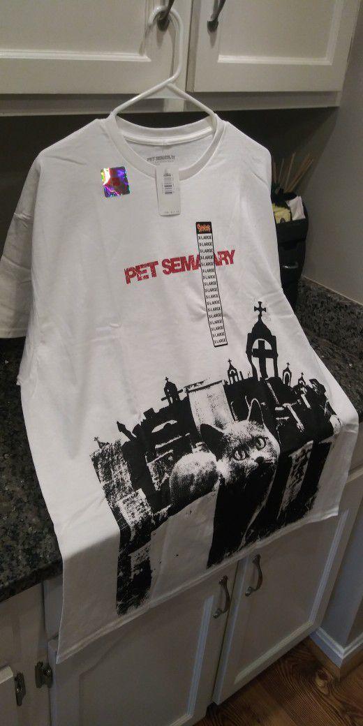 Pet Sematary: XL men t shirt