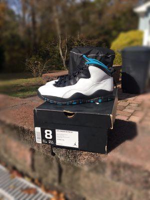Jordan Retro 10 Powder Blue Size 8 for Sale in Owings, MD