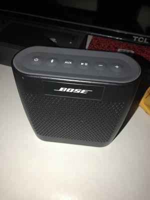 Portable Speaker Bose SoundLink for Sale in San Antonio, TX