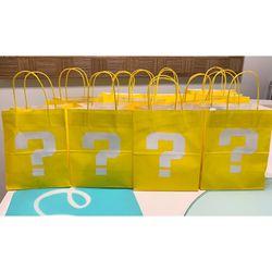 Super Mario Party goodie bags (? Yellow) Thumbnail