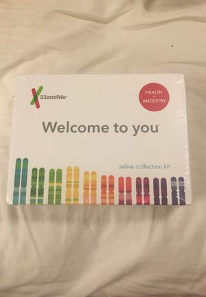 23 and Me Health + Ancestry Kit for Sale in Austin, TX
