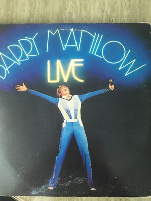 Barry Manilow double vynil records for Sale in Miami, FL