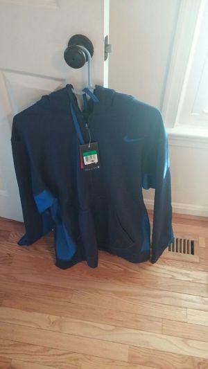 New Nike blue jacket xl for Sale in Manassas, VA