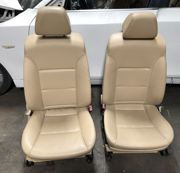 BMW E60 530 525 Front Electric Seats For Sale In Anaheim