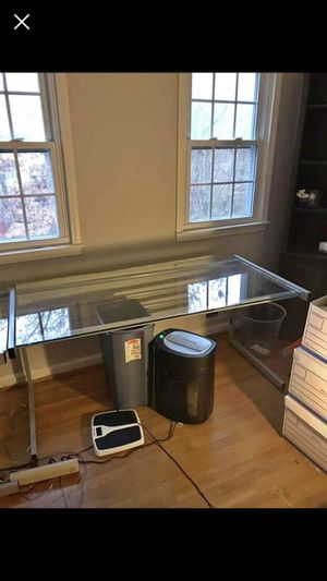 Glass table quick selling for Sale in Falls Church, VA