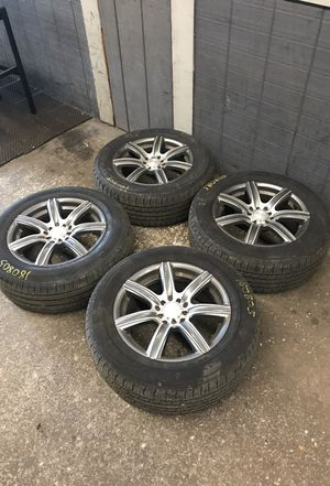 5x115/5x100 Aftermarket Wheels for Sale in Washington, DC