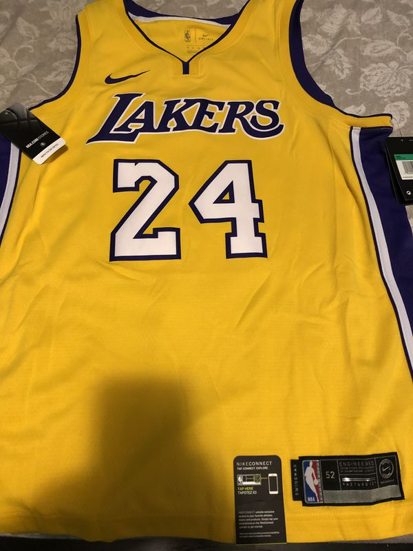 Nike Kobe jersey xl for Sale in Monterey Park 989b37117
