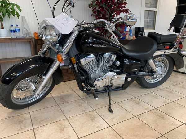 2013 Honda Shadow Vt750 For Sale In Youngstown Oh Offerup