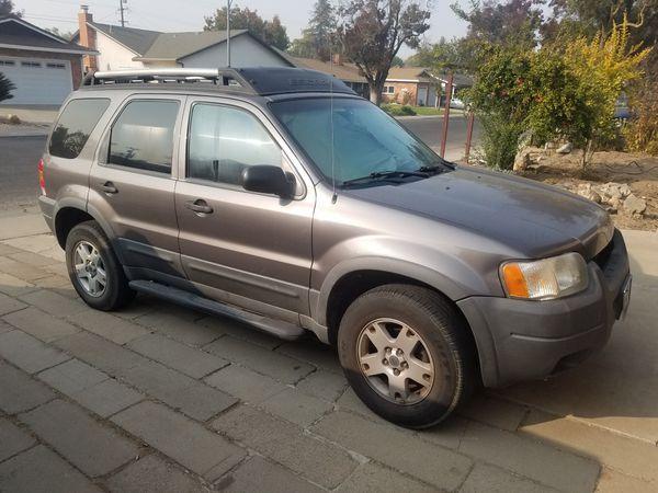 2003 Ford Escape Xlt Premium 4x4 V6 3 0l