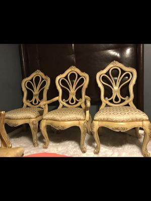 5 BEAUTIFUL ANTIQUE CHAIRS ! $125 EACH ! for Sale in Hyattsville, MD