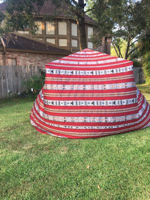 Nativity scene Arabic Tent for Sale in Houston, TX
