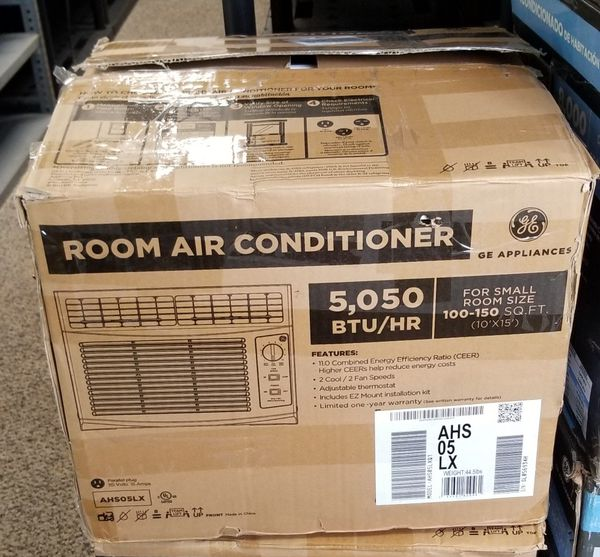 GE 5050 BTU Air Conditioner Hurry want last long for Sale in Winston-Salem,  NC - OfferUp