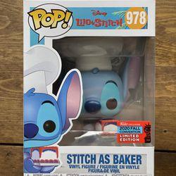 Funko Pop: Stitch Fall Comic Con Exclusive  Thumbnail