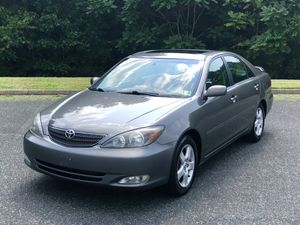 Toyota Camry SE V6 2002 for Sale in Fairfax, VA