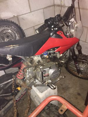 125 pit bike for Sale in Columbus, OH