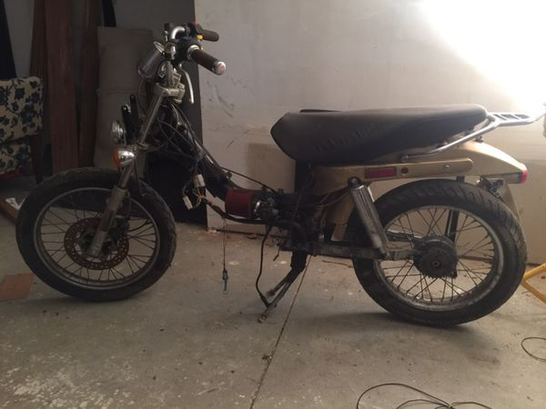 Parts Only Tomos Streetmate for Sale in Lexington, KY - OfferUp
