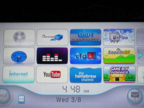 Modded Wii with homebrew for Sale in Kansas City, KS - OfferUp