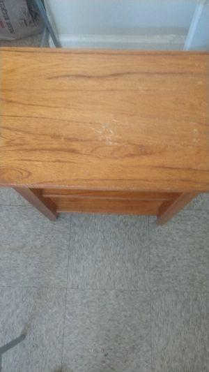 Side table (walnut) for Sale in Washington, DC