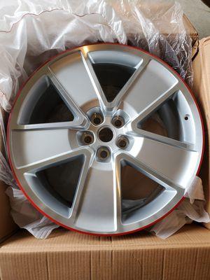 Photo Brand New Camaro Wheels 5x120 21 inch Staggard Rims