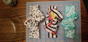 Baby bows 2 for 5$ for sale  Tulsa, OK