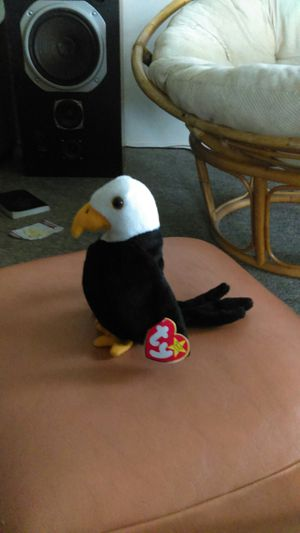 eb9fac6d9a4 Rare Retired Beanie Baby Baldy for Sale in Centerville